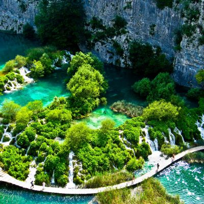 Plitvice Lakes National Nature Park